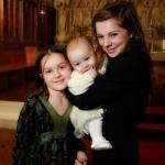 Olivia's Christening