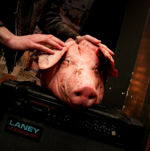 That'll do pig