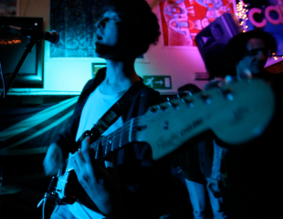Gareth, Black Manila
