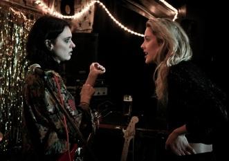 Amy, Zoe talk tactics